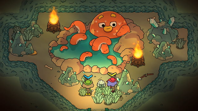 best indie games e3 swords of ditto