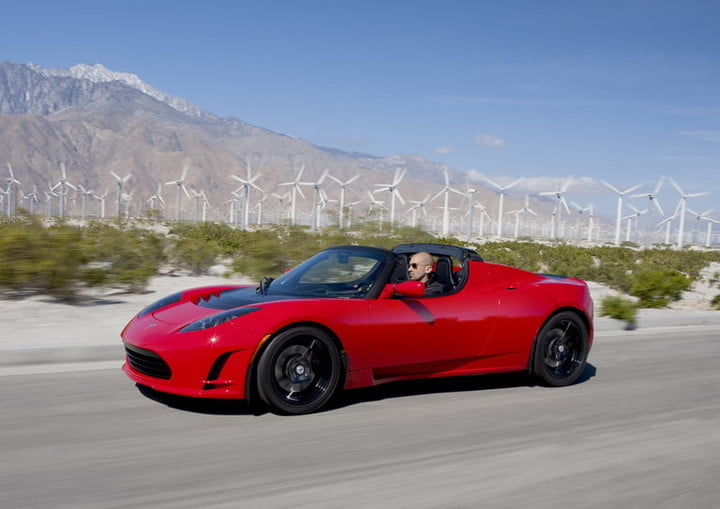 the original tesla roadster is getting a dedicated service team 126