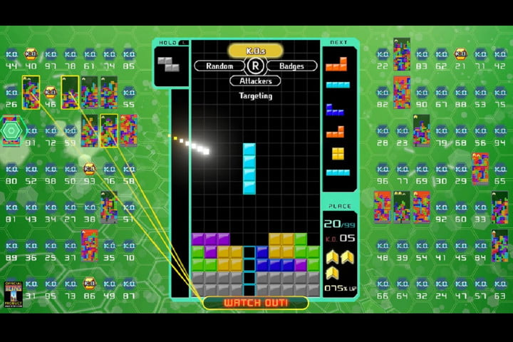 Get a cool Fire Emblem theme for Tetris 99 in this weekend's Maximus Cup event