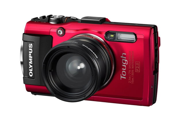 olympus tg 4 is first rugged compact to shoot uncompressed raw photos red add2