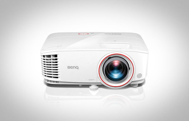 benq th671st short throw projector featured vignette