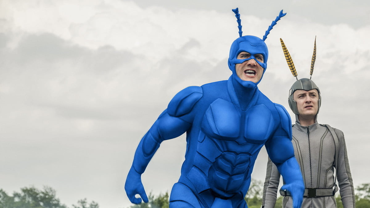 The Tick on Amazon Prime