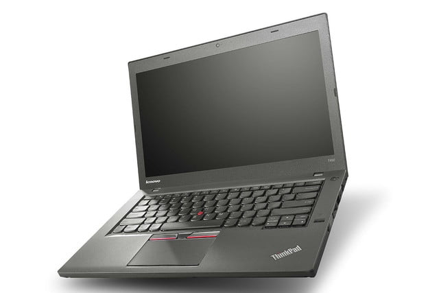 Lenovo's ThinkPad T450, T450s, and T550 built with business