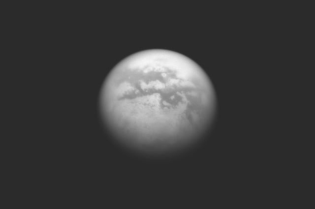weirdest space missions, titan moon saturn outer space