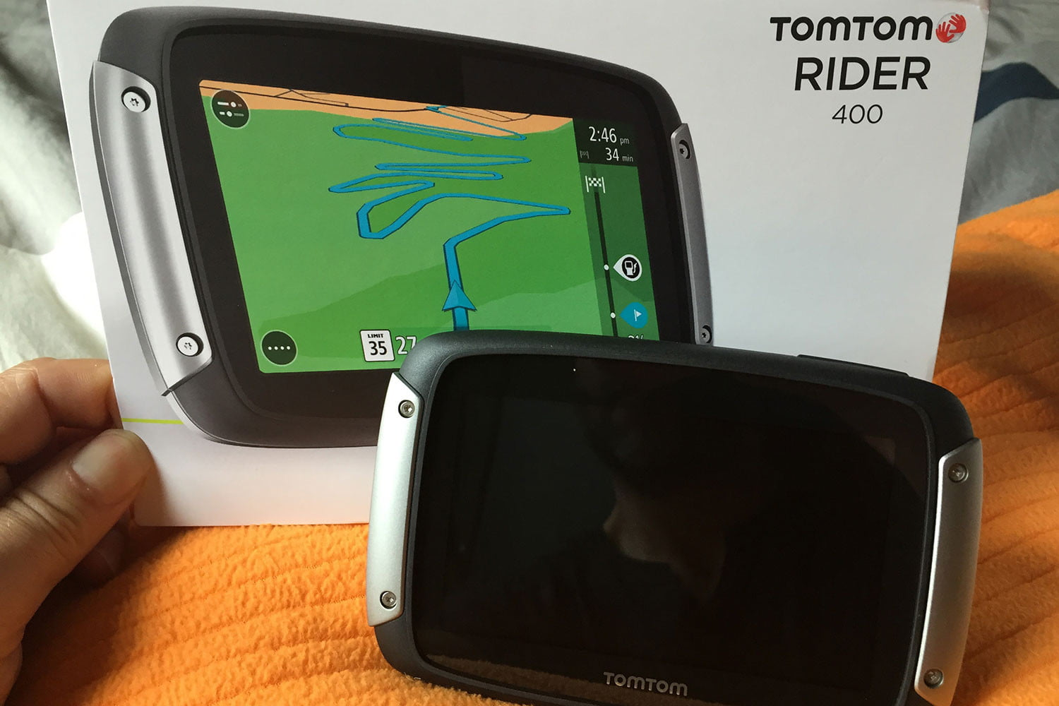 TomTom Rider 400 review | Digital Trends