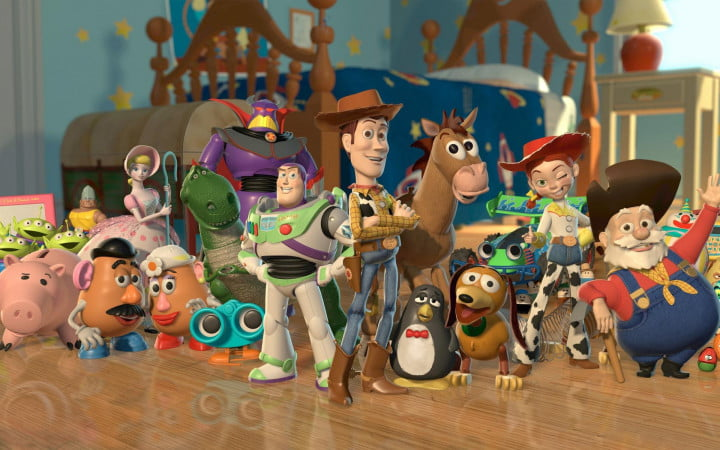 toy story 4 love woody