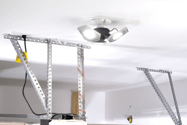 led garage light kickstarter trilight in 1