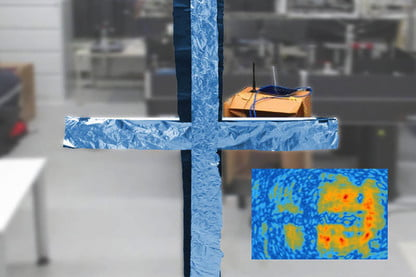 Wi-Fi Signals Can Be Used To See Through Walls To Map