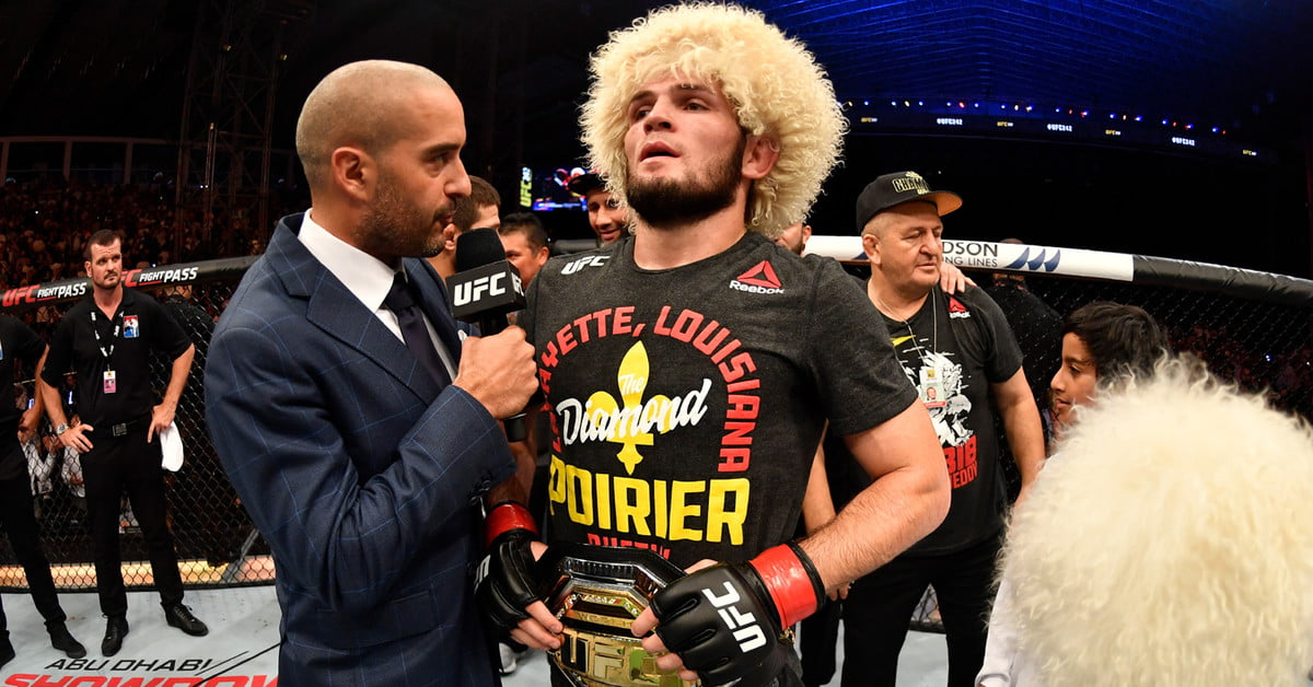 10 Things You Need To Know About Khabib Nurmagomedov | Digital Trends
