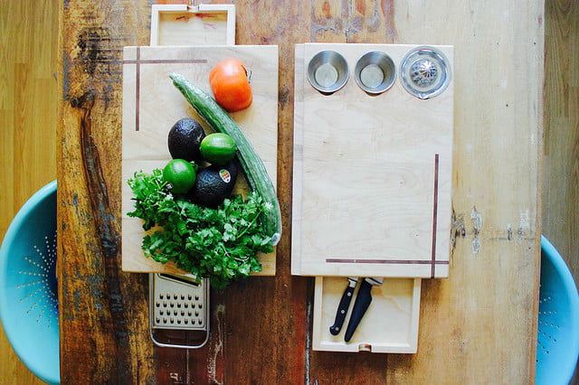the ultimate cutting board launches on kickstarter 5
