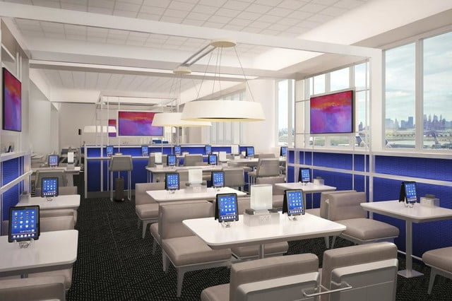 United Airlines adding iPads at Newark airport gates