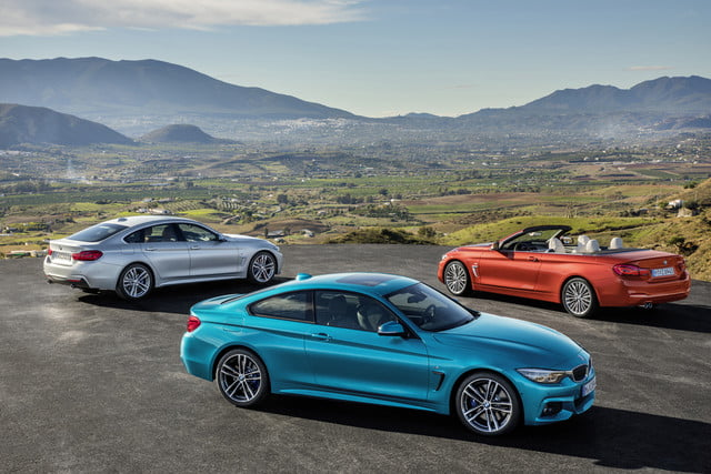 Updated BMW 4 Series