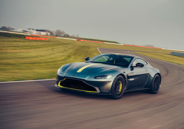 Aston Martin Vantage AMR Special Edition Gets Manual