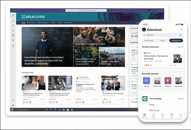 microsoft introduces viva work experience platform connections