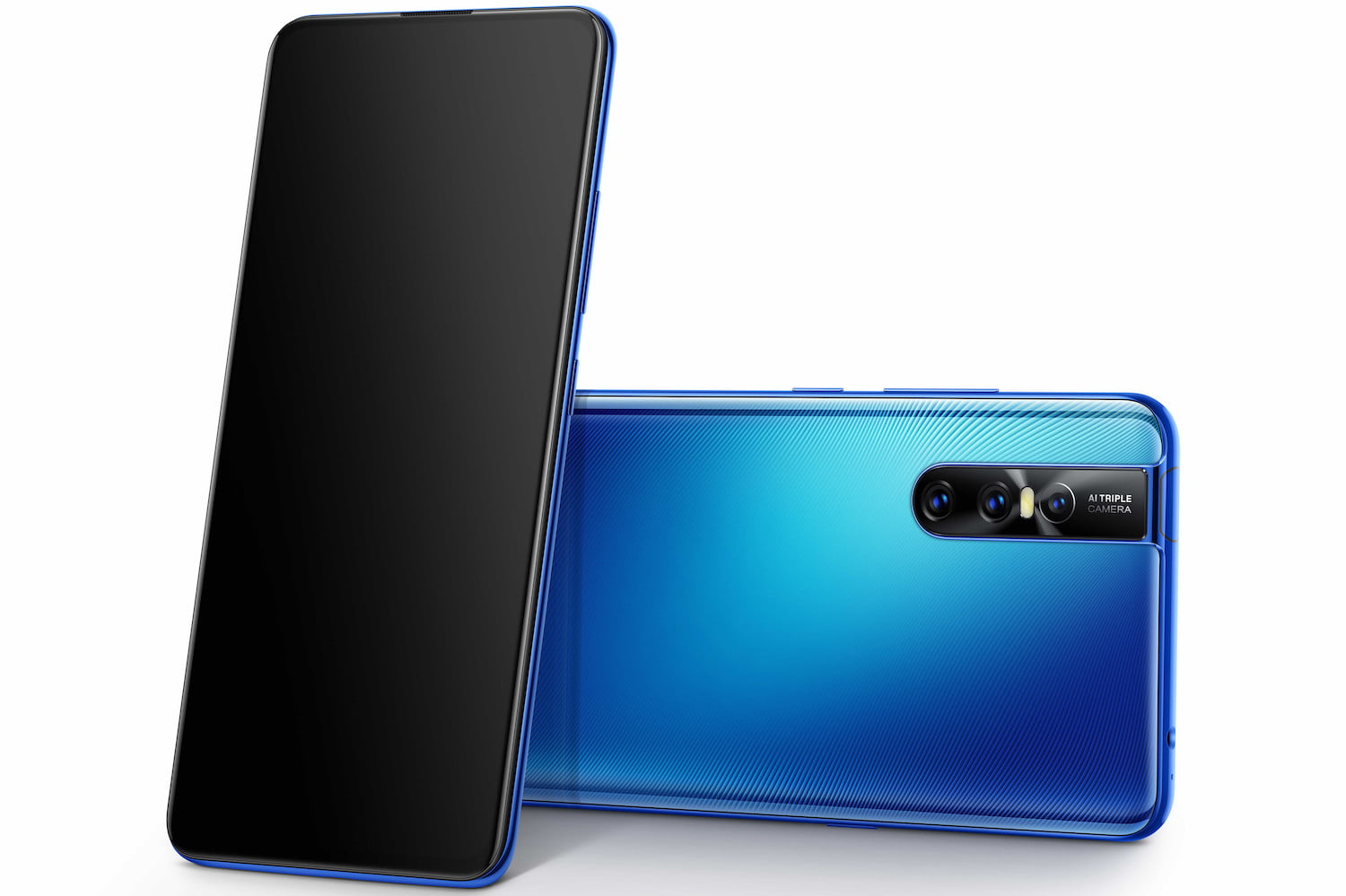 To Avoid the Notch, the Vivo V15 Pro has a Secret Selfie