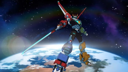 Voltron' Live-Action Film May be Back in Production