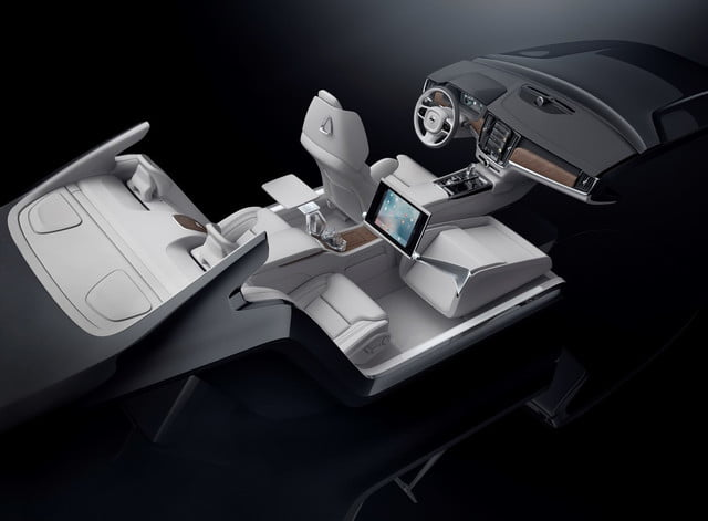 Volvo S90 Excellence Interior