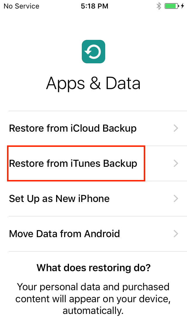 How to Transfer Data From an Old iPhone to a New One