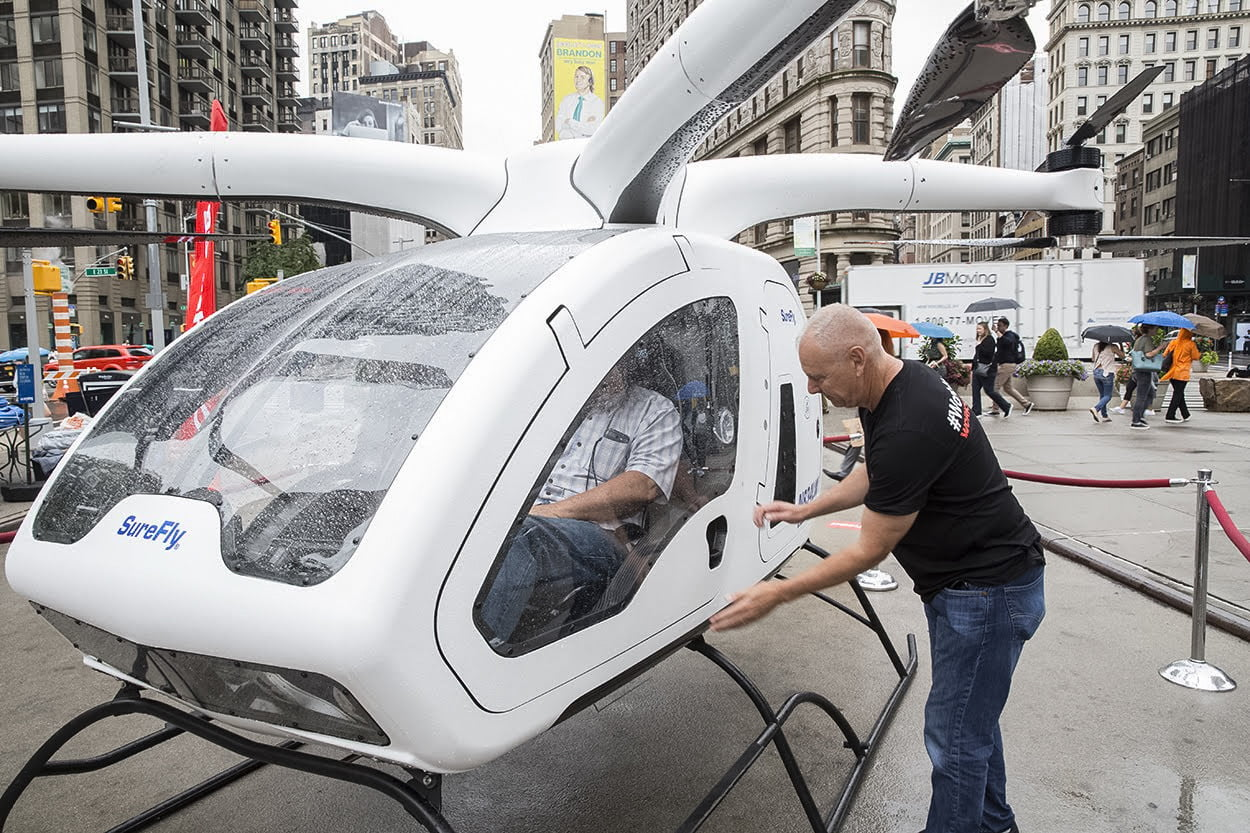 Workhorse CEO Talks Drone Delivery, Electric Trucks