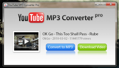 YouTube sues MP3 conversion tool as the industry prepares