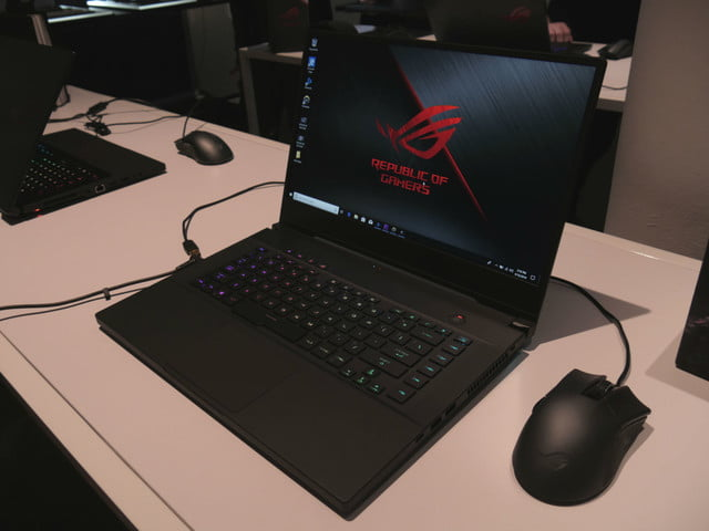 Asus Launches ROG Gaming Laptops with 240Hz Screens and 9th