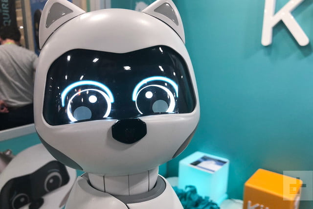 The Absolute Cutest Companion Robots of CES 2019 | Digital