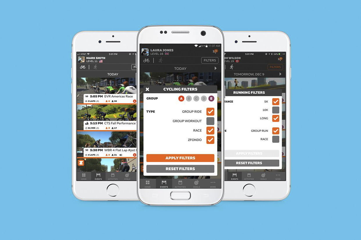 Best Cycling App >> The Best Cycling Apps Digital Trends