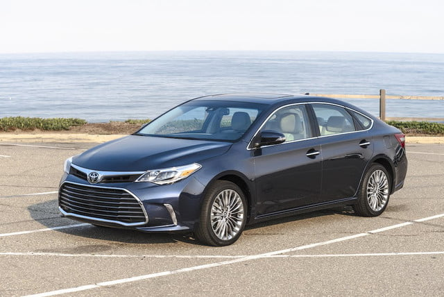 toyota avalon hibrido 2018 limited 04