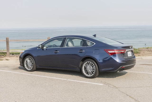 toyota avalon hibrido 2018 limited 16