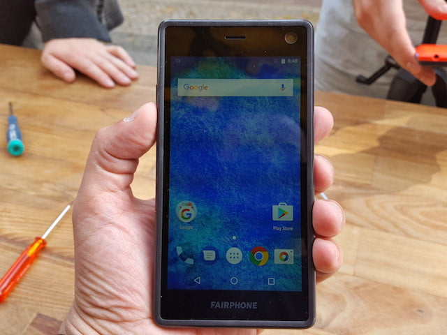 fairphone 2 modulos actualizables airphone ifa 2017 15