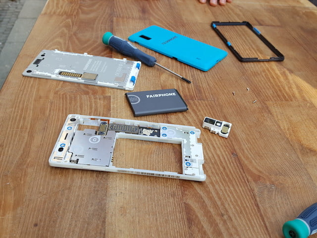 fairphone 2 modulos actualizables airphone ifa 2017 20