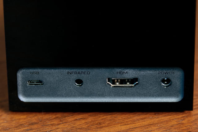 revision fire tv cube amazon review rear ports