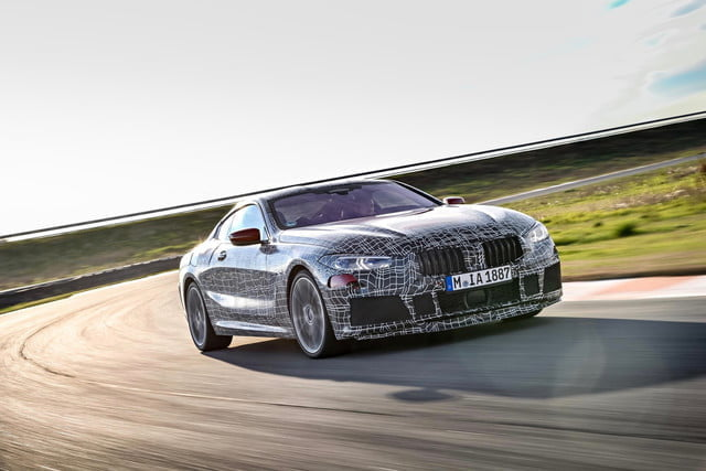 imagenes bmw serie 8 coupe 1