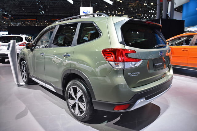 lo mejor auto show ny 2018 dt new york 2019 subaru forester 4 720x480 c