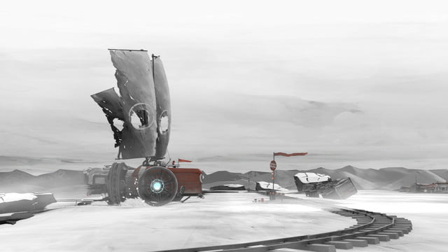 revision far lone sails farlonesails screenshot01 snowylandscape