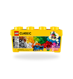 Classic LEGO Medium Creative Brick Box Building Set
