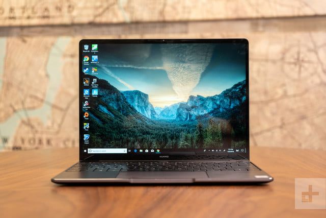 revision matebook 13 2019 huawei 9