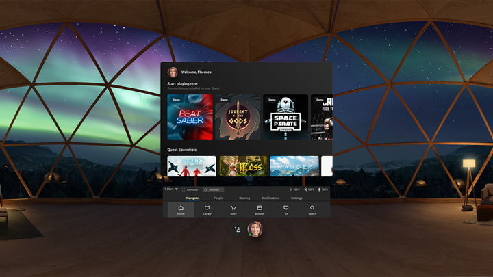 revision oculus quest home 1 720x720