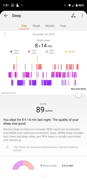 revision huawei band 3 pro screenshot 20181129 133200