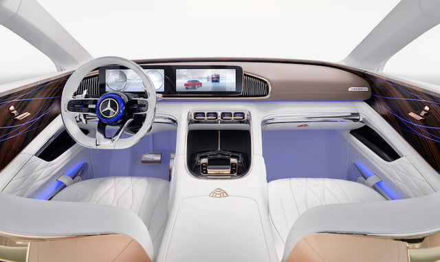 presentan vision mercedes maybach ultimate luxury int 6