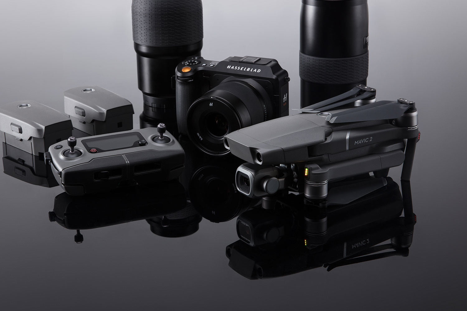 DJI's new Mavic drones are here, and they're even better than we