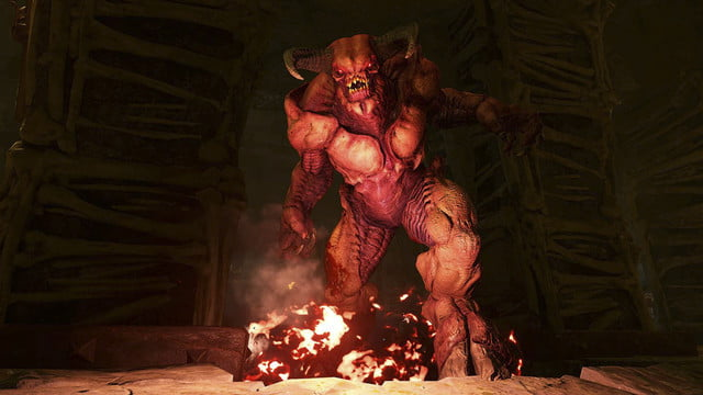 doom 2016 nintendo switch for  hands on preview 14636
