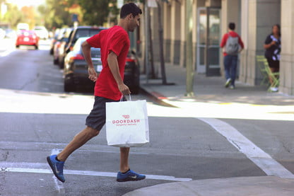 Food Delivery Service Doordash Is Now Delivering in All 50