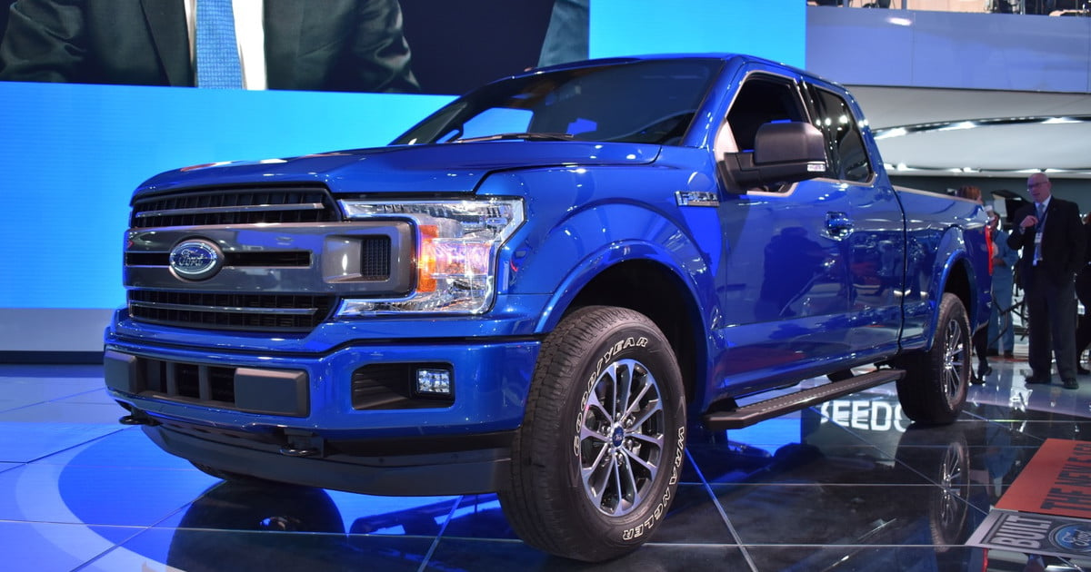 2018 ford f 150 photos details specs digital trends. Black Bedroom Furniture Sets. Home Design Ideas