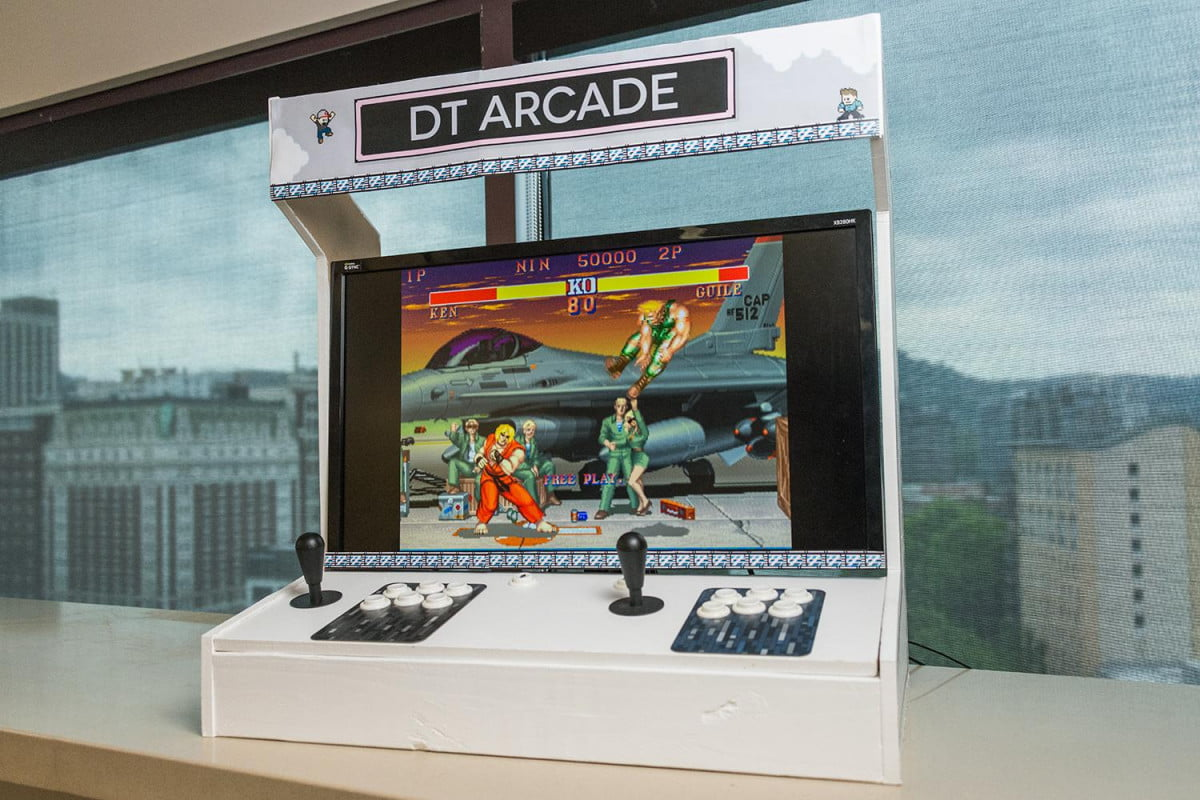 How to build your own arcade cabinet | Digital Trends