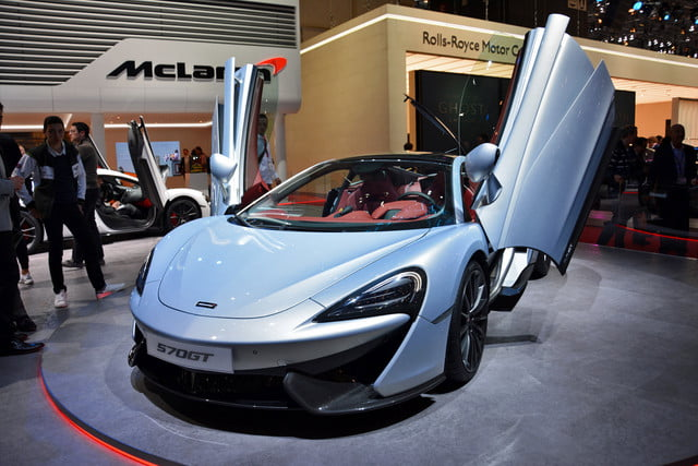 Mclaren S Is The Coolest Hatchback You Ll Ever See