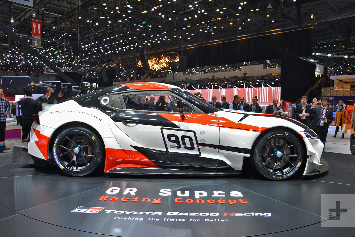 Toyota S High Performance 2019 Supra Goes To England To