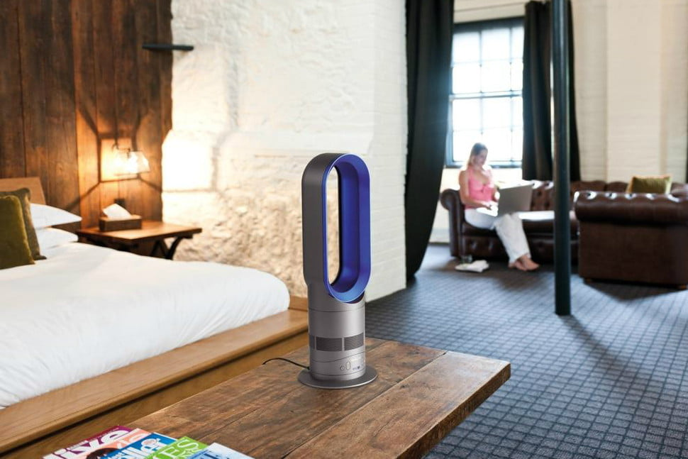 best space heaters dyson am05 hotcool table heater fan. The 7 Best Space Heaters for Any Budget   Digital Trends