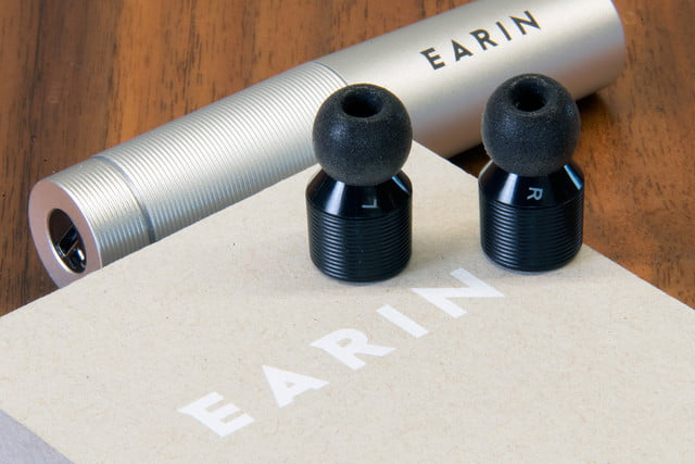 earin wireless earbuds hands on review video bt hero1