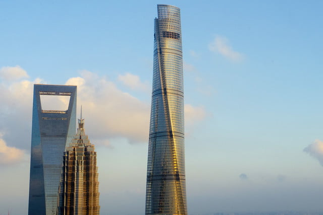 earthquake resistant buildings shanghai tower 2